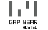 Logo Gab Year Hostel