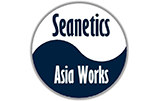 Logo Seanetics Asia Work